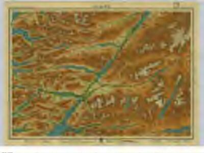Lochaber, Sheet 15  - Bartholomew's