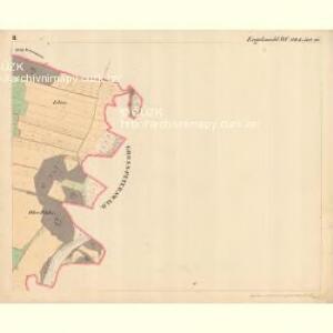 Egelswald - m1893-1-003 - Kaiserpflichtexemplar der Landkarten des stabilen Katasters