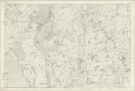 Lancashire XII - OS Six-Inch Map