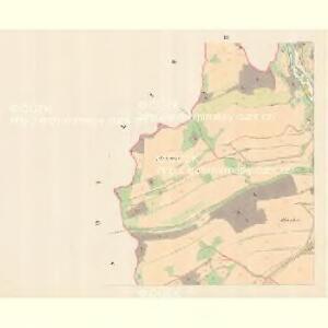 Göpperzau (Göperkowice) - m3193-3-003 - Kaiserpflichtexemplar der Landkarten des stabilen Katasters