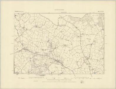 Shropshire V.NE - OS Six-Inch Map