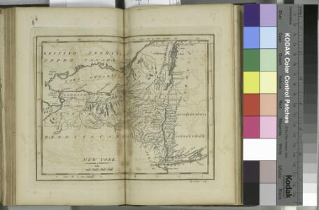 New York / W. Barker, sculp.; Carey's American pocket atlas; containing nineteen maps... with a brief description of each state.