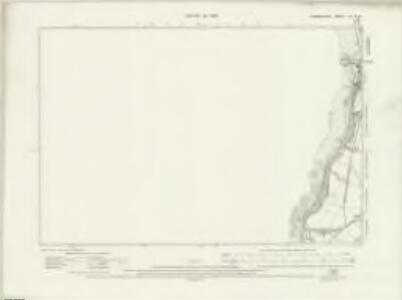 Cumberland LXI.NW - OS Six-Inch Map