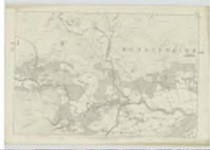 Perthshire, Sheet XCIV - OS 6 Inch map