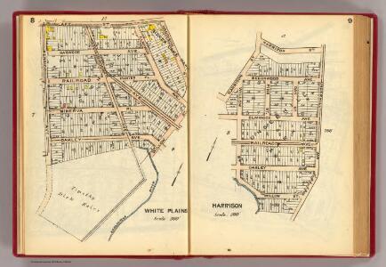 8-9 White Plains, Harrison.