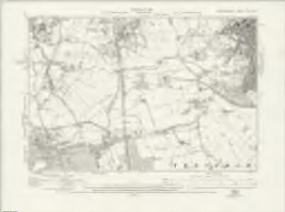 Staffordshire XVIII.SW - OS Six-Inch Map