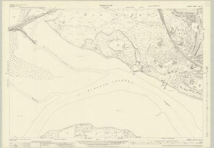 Dorset XLIII.15 (includes: Arne; Poole; Wareham St Martin) - 25 Inch Map