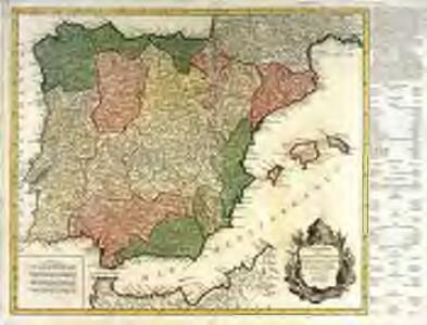 Los reynos de Espan̂a y Portugal