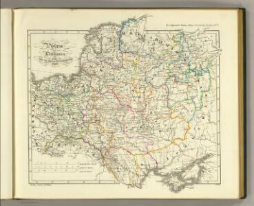 Polen und Litthauen 1125-1386.