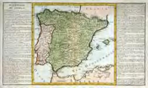 De l'Espagne en general