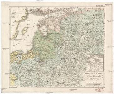 Ostsee-Laender und inneres Russland bis Moskau