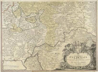 S. R. I. Principatvs Fvldensis in Bvchonia