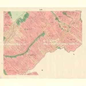 Strassnitz - m2902-1-017 - Kaiserpflichtexemplar der Landkarten des stabilen Katasters