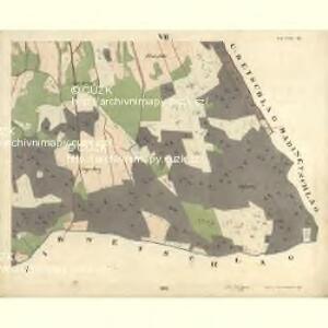 Meinetschlag - c4437-1-007 - Kaiserpflichtexemplar der Landkarten des stabilen Katasters