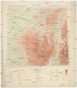 Carte internationale de l'Empire Romain au 1:1,000,000 E
