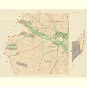 Koschowitz - c3395-1-003 - Kaiserpflichtexemplar der Landkarten des stabilen Katasters