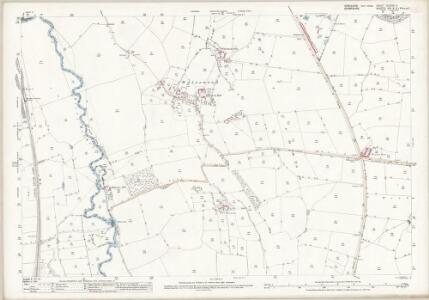 Yorkshire CCXCIX.4 (includes: Beighton; Todwick; Wales) - 25 Inch Map