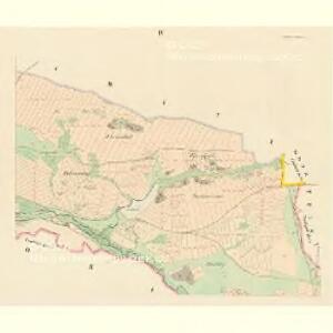 Czernetz - c0890-1-003 - Kaiserpflichtexemplar der Landkarten des stabilen Katasters