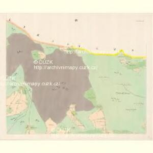 Lomna (Lomno) - m0508-1-004 - Kaiserpflichtexemplar der Landkarten des stabilen Katasters