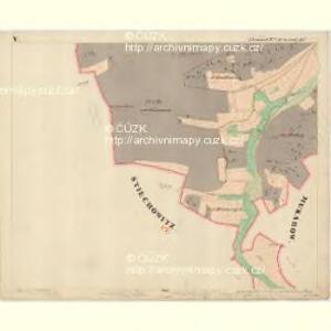 Kotzlow - c3234-1-005 - Kaiserpflichtexemplar der Landkarten des stabilen Katasters