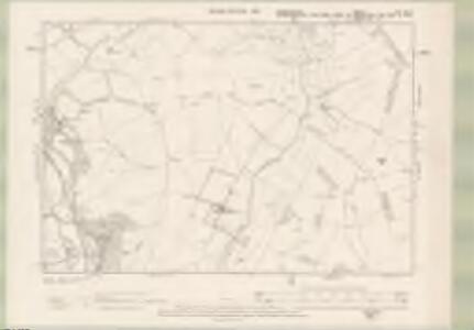 Berwickshire Sheet XIX.NW - OS 6 Inch map