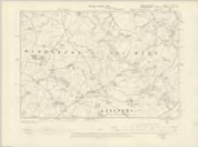 Worcestershire XVIII.SE - OS Six-Inch Map