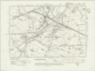 Cheshire VIII.SE - OS Six-Inch Map