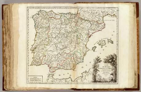 Espagne, Portugal postes.