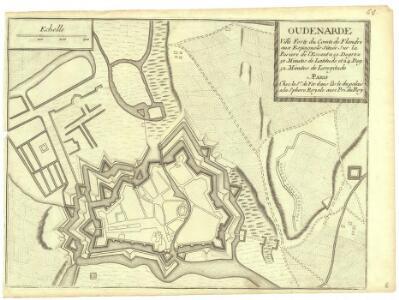 Oudenarde, ville forte du comte de Flandre