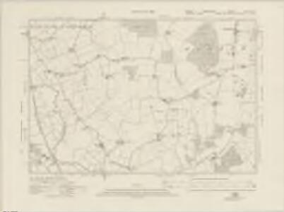 Essex nXVII.NE - OS Six-Inch Map