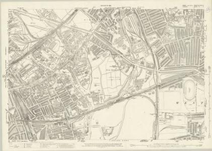 Essex (New Series 1913-) n LXXXVI.5 (includes: Poplar Borough; West Ham) - 25 Inch Map