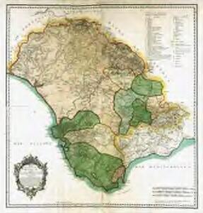Mapa del reyno de Sevilla