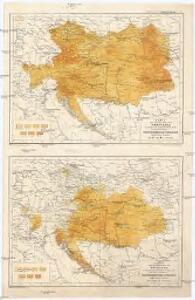 Karte des Verhältnisses vom Wiesenland ; Karte des Verhältnisses vom Weinland
