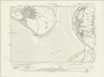 Lancashire CXVIII.NE - OS Six-Inch Map