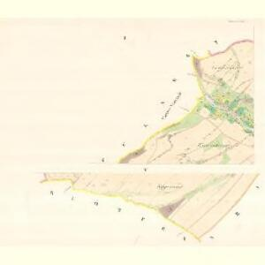Stachenwald (Stachowice) - m2828-1-001 - Kaiserpflichtexemplar der Landkarten des stabilen Katasters