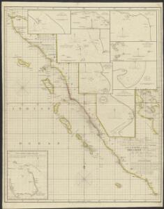 To Captain Samuel Ashmore, in acknowledgement of much valuable information given, elucidative of oriental navigation, and of the western coast of Sumatra in particular