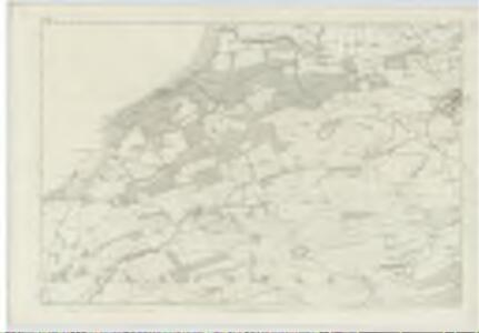 Ayrshire, Sheet XLIV - OS 6 Inch map