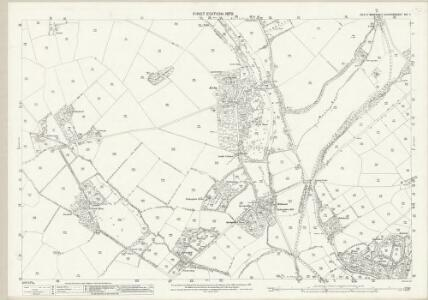 Isle of Man XIII.7 - 25 Inch Map