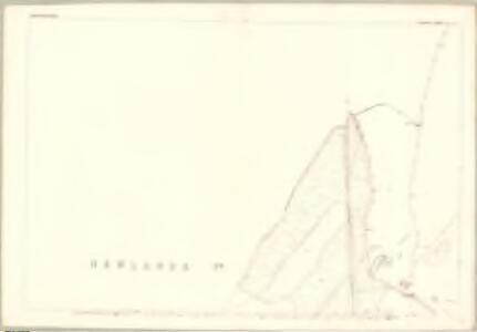 Peebles, Sheet VI.1 (Eddleston) - OS 25 Inch map