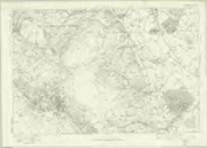 Brecknockshire XLVIII - OS Six-Inch Map