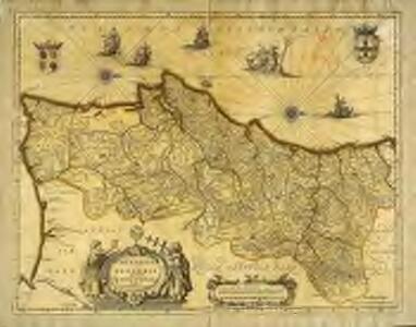 Portvgallia et Algarbia quæ olim Lvsitania