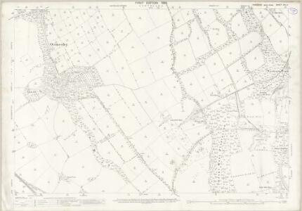 Yorkshire XVI.8 (includes: Eston; Marton; Morton; Ormesby) - 25 Inch Map
