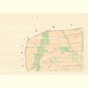 Fritschowitz - m0628-1-001 - Kaiserpflichtexemplar der Landkarten des stabilen Katasters