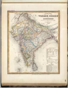 Vorder Indien, Hindostan.
