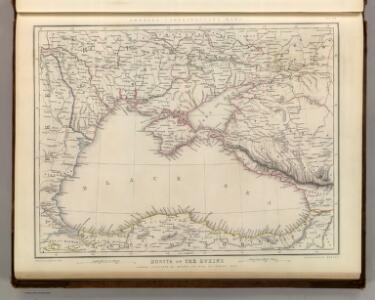 Russia on the Euxine (Black Sea).