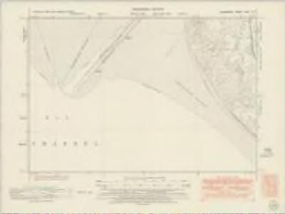 Glamorgan XXIV.SE - OS Six-Inch Map