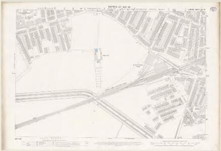 London VIII.33 - OS London Town Plan