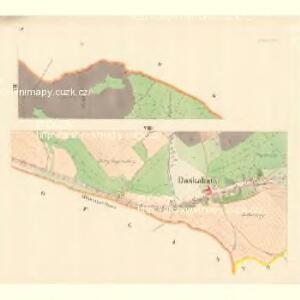 Daskabath - m0420-1-007 - Kaiserpflichtexemplar der Landkarten des stabilen Katasters