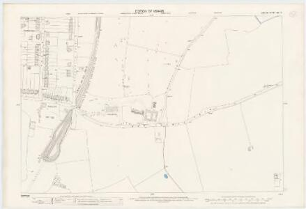 London XVII.7 - OS London Town Plan