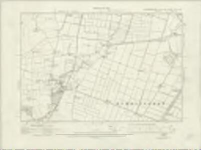 Cambridgeshire XVI.SW - OS Six-Inch Map